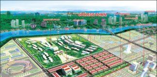 KĐT thương mại trí thức College Town Bình Dương