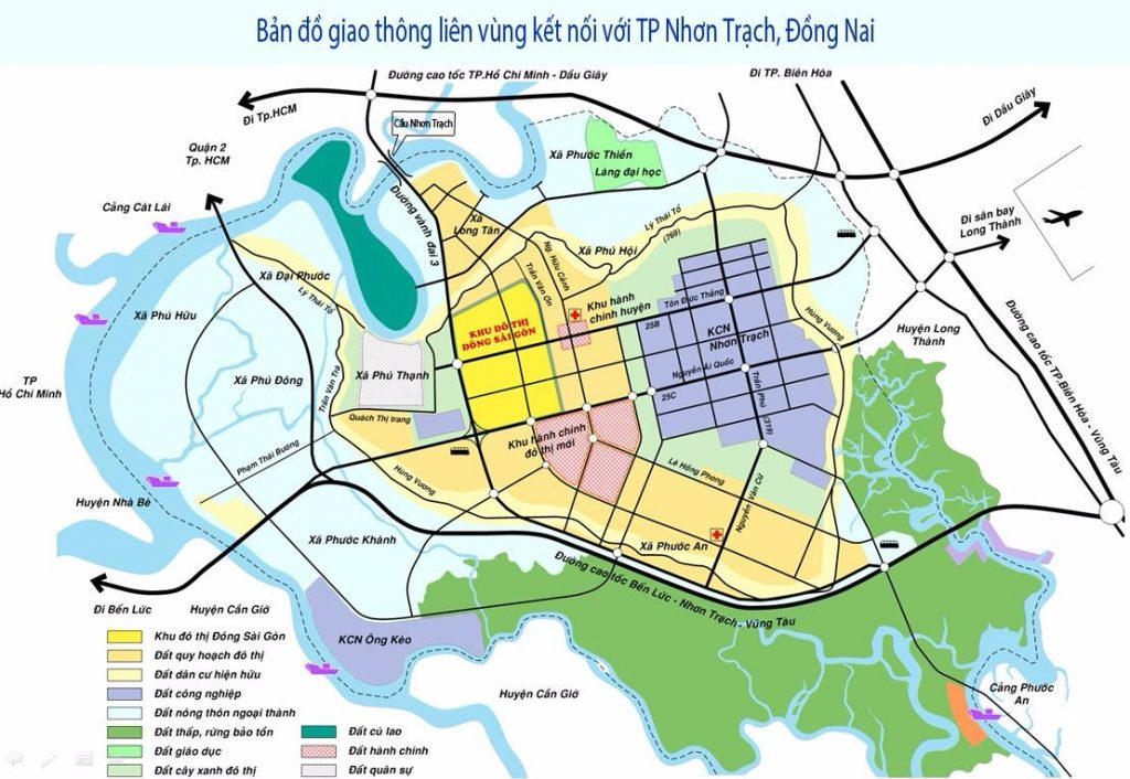 khu đô thị Phú Hội (Nhơn Trạch)