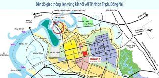 khu đô thị Mega City 2 Nhơn Trạch, Đồng Nai